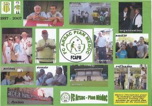 10 ans - FCAPM